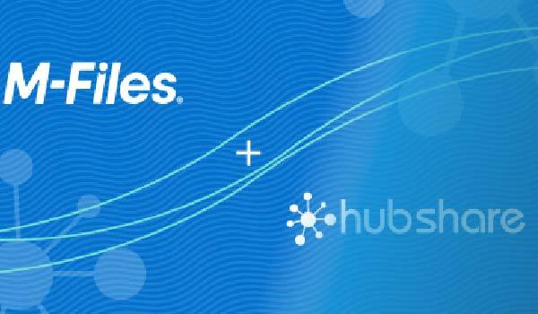 M-Files mejora la experiencia de sus usuarios con Hubshare