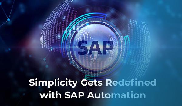 La simplicidad de los procesos se redefine con la automatización de SAP